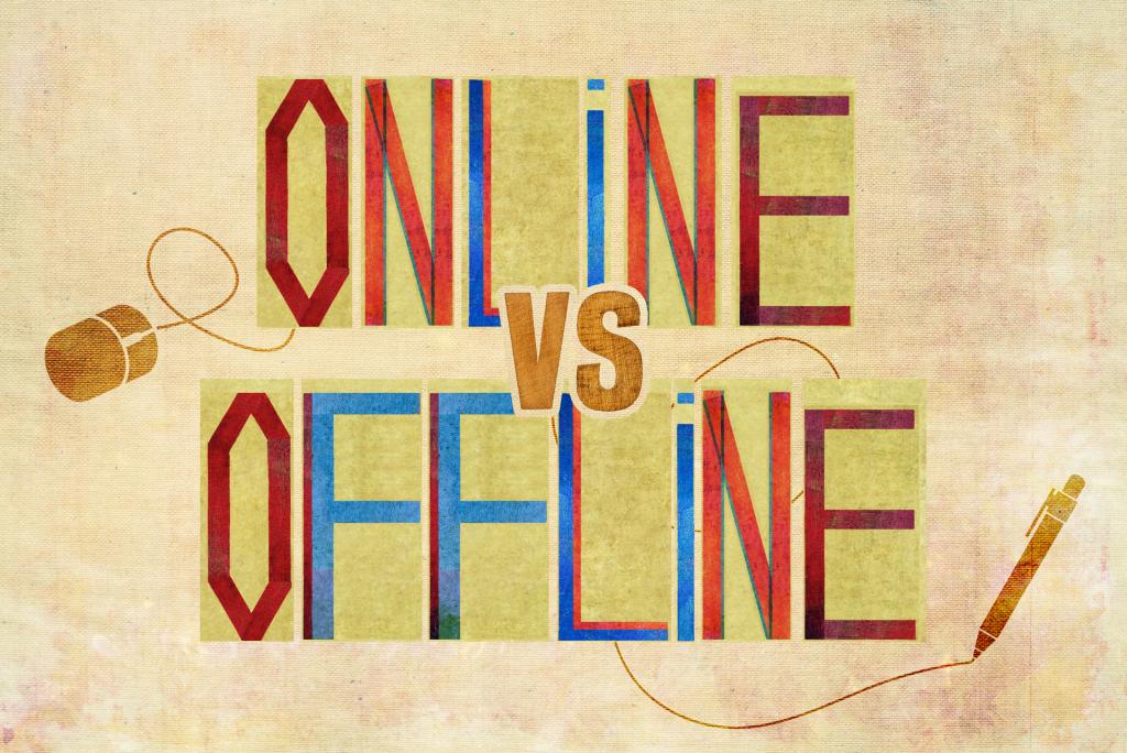 OfflineVSonline