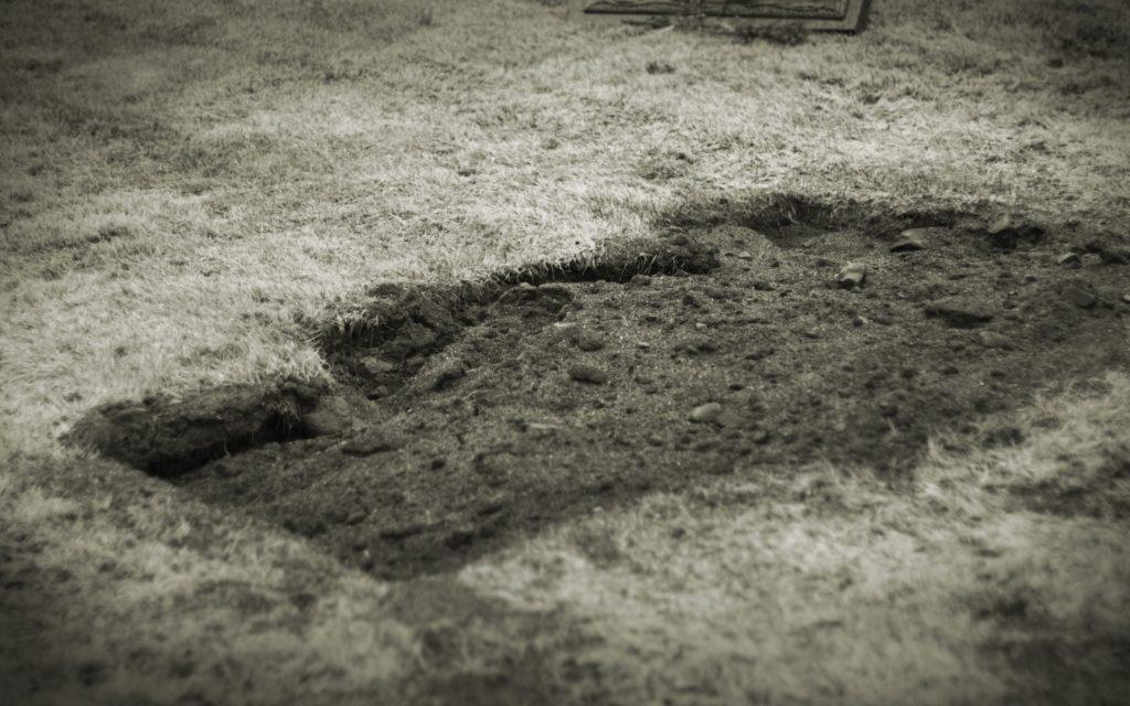 fresh-grave